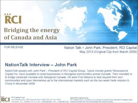 Interview with John Park, President of RCI Capital Group ...