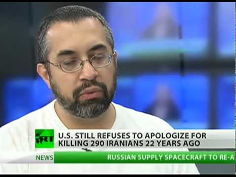 IR 655: 22 years later, US will not apologize