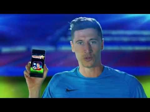 Lewandowski: Euro Star 2016 Launch Trailer