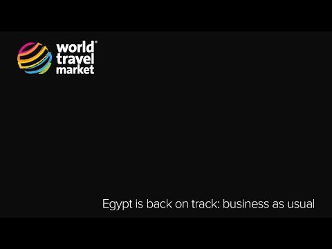 Egypt is back on track: business as usual