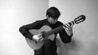 �������� ���� Vasily Antipov plays  Bach Adagio und Fuge BWV1001 ������