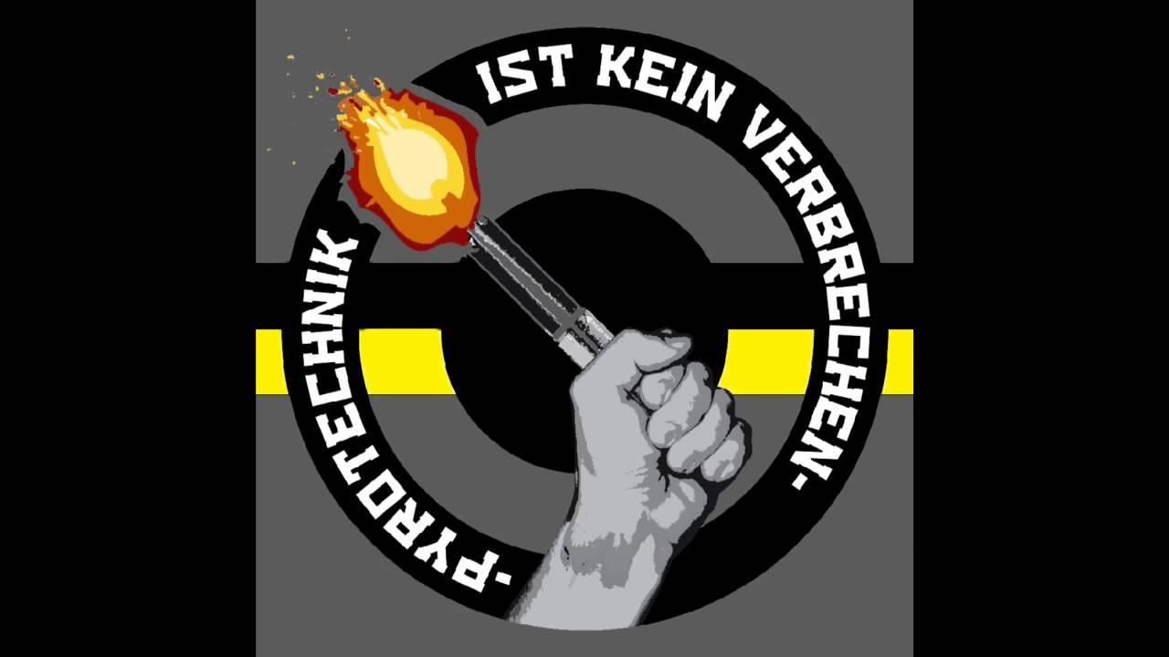 Pyrotechnik Ist Kein Verbrechen