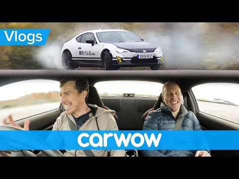 Can you learn to drift like a pro - in just TWO days? | Mat Vlogs