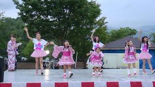 平成27年8月12日(水)に岡山県津山市市場の塩手池公園にて行われました、...