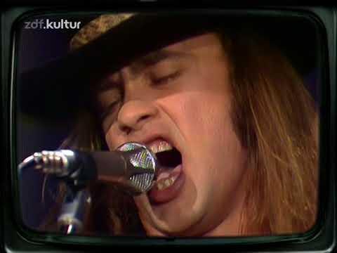 Blackfoot - Gimme, Gimme, Gimme (ZDF RockPop TV Show 1980)