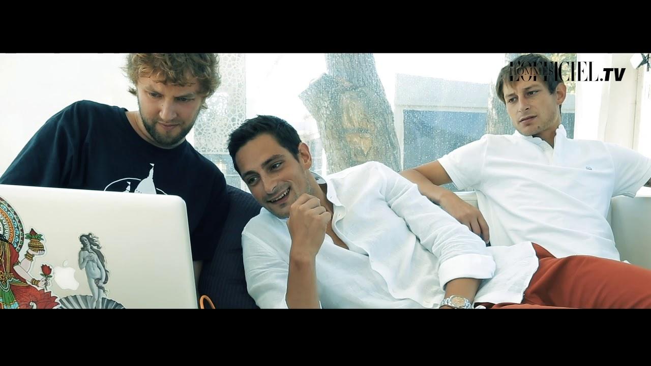 Brice Bexter El Glaoui, acteur marocain en pleine ascension