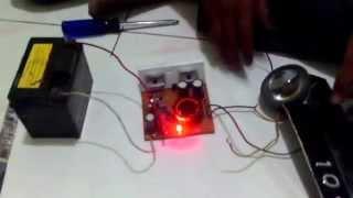 Membuat Lampu Led Luxeon Sendiri Untuk Motor