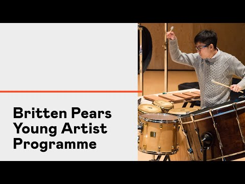 BPYAP • Britten–Pears Young Artist Programme • Snape Maltings