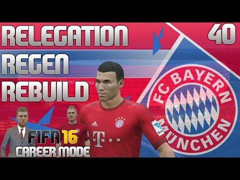 FIFA 16 Bayern Munich Career Mode - RRR - E40