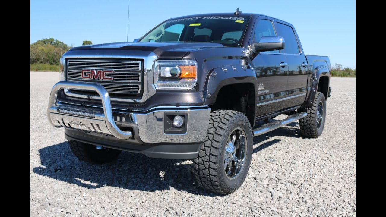 2015 Gmc Sierra Rocky Ridge Edition Html Autos Post