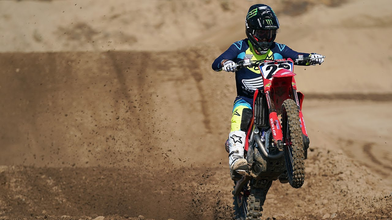Chase Sexton's New Start Technique and Bike Set-Up Resulted in the Washougal MX Win