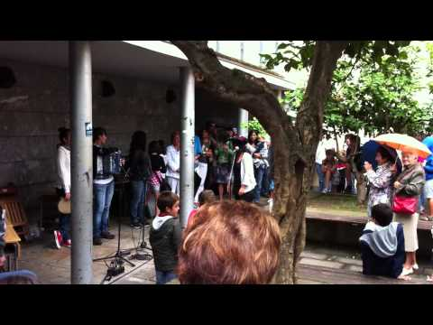 Irrintzi (Grito vasco) Lekeitio -Txapelduna 1º Posicion