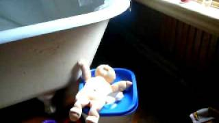Putting Baby on the Potty