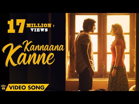Naanum Rowdy Dhaan - Kannaana Kanne | Video Song | Sean Rold