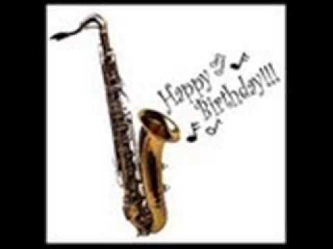 Happy Birthday On Sax Gypsy Jazz Style Instrumental Version By JenJammin Spain