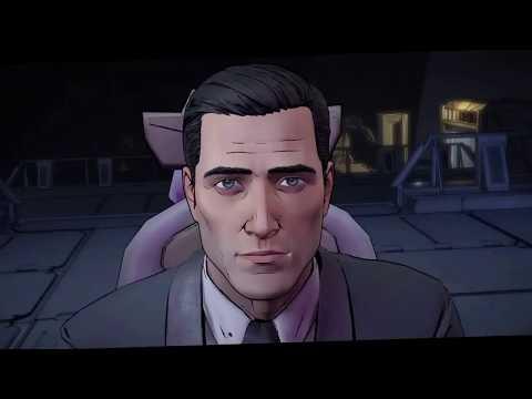 Telltale's Batman Ep. 1 (pt. 2, ft. Unhinged_Fox)