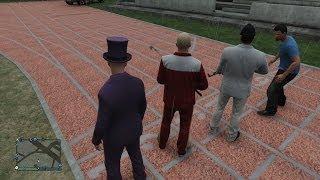 GTA V ONLINE: CAMBIO DE PLANES