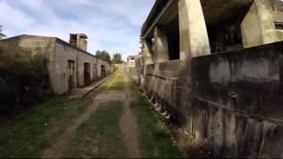 Fort Worden, Port Townsend Washington. Underground Exploring