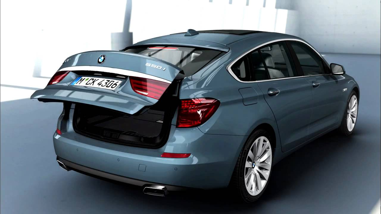 Bmw 5 Series Gran Turismo Youtube