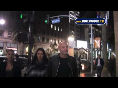 EXCLUSIVE: Frank Leboeuf On Hollywood Blvd