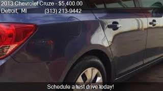 2013 Chevrolet Cruze LS Auto 4dr Sedan w/1SB for sale in Det