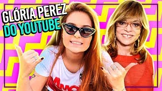 ANALISANDO A NOVELA DA VIIH TUBE, A GLORIA PEREZ DO YOUTUBE | Diva Depressão