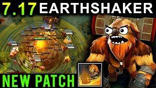 NEW PATCH 7.17 EPIC EARTHSHAKER DOTA 2 NEW META GAMEPLAY #127 ITEMS...