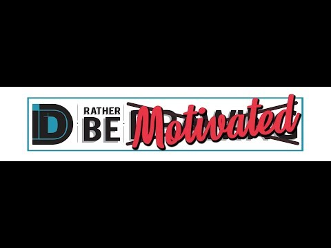 """I'd Rather Be Motivated e04 - The""""Big Cons"""" vs. The """"Little Cons"""""""