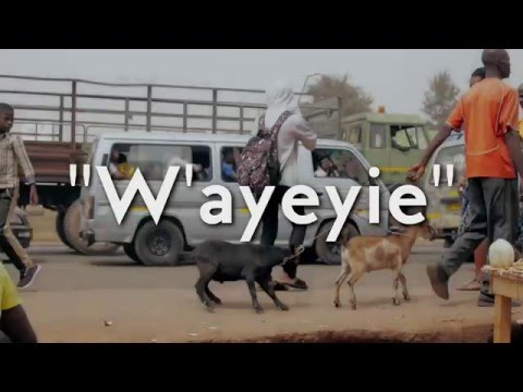 Yaw Boateng - W'ayeyie (Official Video) Ghana Gospel Music
