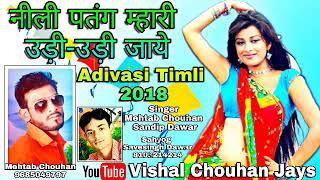 Nili Patang Mhari || New Adivasi Songs 2018 || Mehtab Chouhan, Sandip Dawar thumbnail