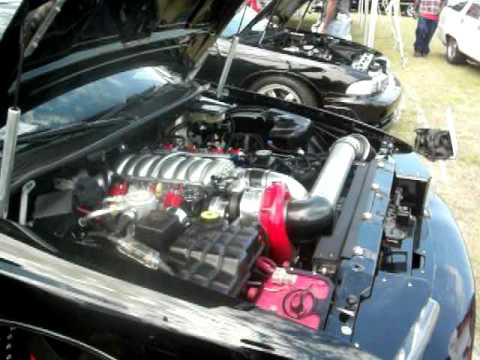 1996 impala ss with procharged ls2
