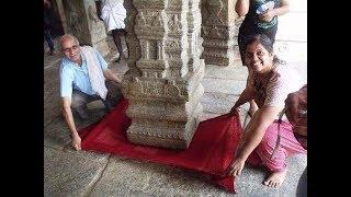 Парящая колонна, и другие загадки Индии