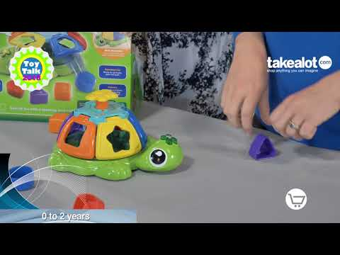 Sort & Spin Turtle From Leap Frog | SHOP NOW On Takealot.com
