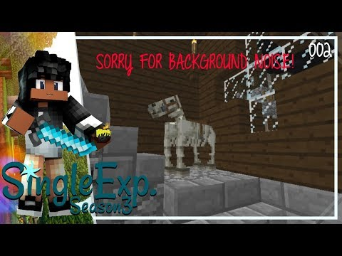 THE BIRTH OF A LEGEND | Single Experience  SMP S3 | Episode 2 | SORRY FOR BAD CONTENT