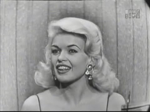 What's My Line? - Jules Montenier [the program's sponsor!]; Jayne Mansfield (Feb 12, 1956)