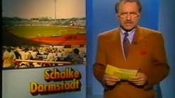 FC Schalke 04 - SV Darmstadt 98  3-4 (Saison 1988/89)