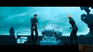 Star Trek Into Darkness - Opening of Torpedo & Scotty