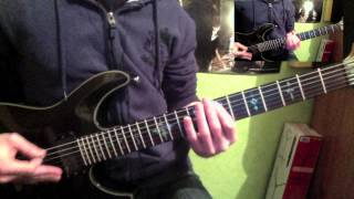 Killswitch Engage - Declaration GUITAR COVER (instrumental)
