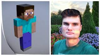 MINCRAFT: MOBES IN REAL LIFE (characters, things)