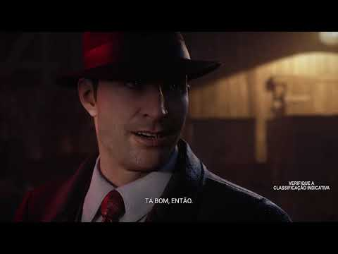 Mafia: Definitive Edition Gameplay Reveal - Brazil