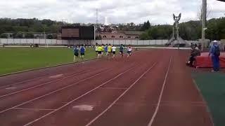 Артур Матвеев занял 1 место среди юношей на дистанции 1500 метров - первенство ПФО