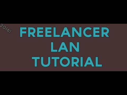 How to play Freelancer (2003) LAN! WITH TUUNGLE! (EASY!!!!)