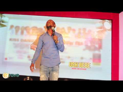 Video (stand-up): Ushbebe Narrates Visa Interviews at Kiss Daniel Album Launch
