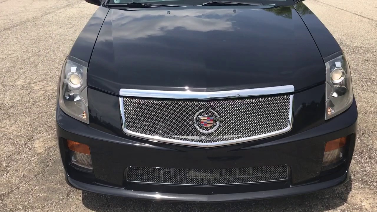 2005 Cadillac Cts V For Sale Youtube