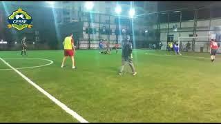 Cesse Halısaha Ligi Yıldırım Konferansı - Efsane Zeybek & Bursa Bordo Spor