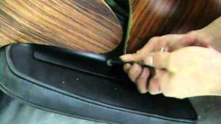 How To Reapair The Eames Lounge Chair By Yourself.flv