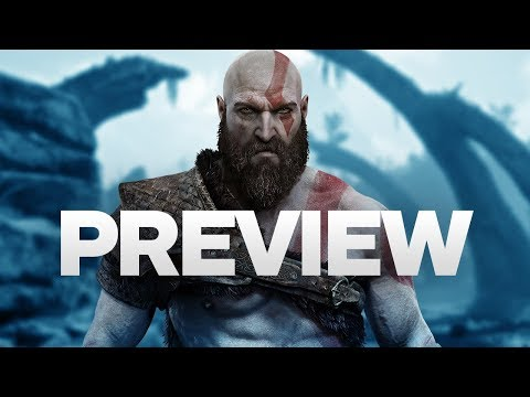 God of War's First 3 Hours Are More Emotional Than We Expected - Hands-on Impressions
