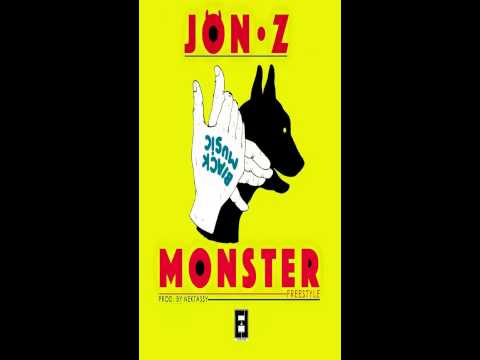 JonZ - Monster (Freestyle)