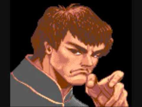 Super Street Fighter 2 SNES Theme of Fei-Long