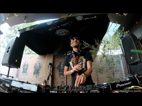 Danny Howells @ The Wickham Hotel - 14/02/2015 - presented by Subtrakt Events